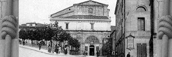 El desaparecido convento de San Francisco de Vitoria