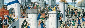Arqueología de las Cruzadas: siglos de victorias y derrotas