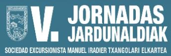 V. Manuel Iradier kultur jardunaldiak