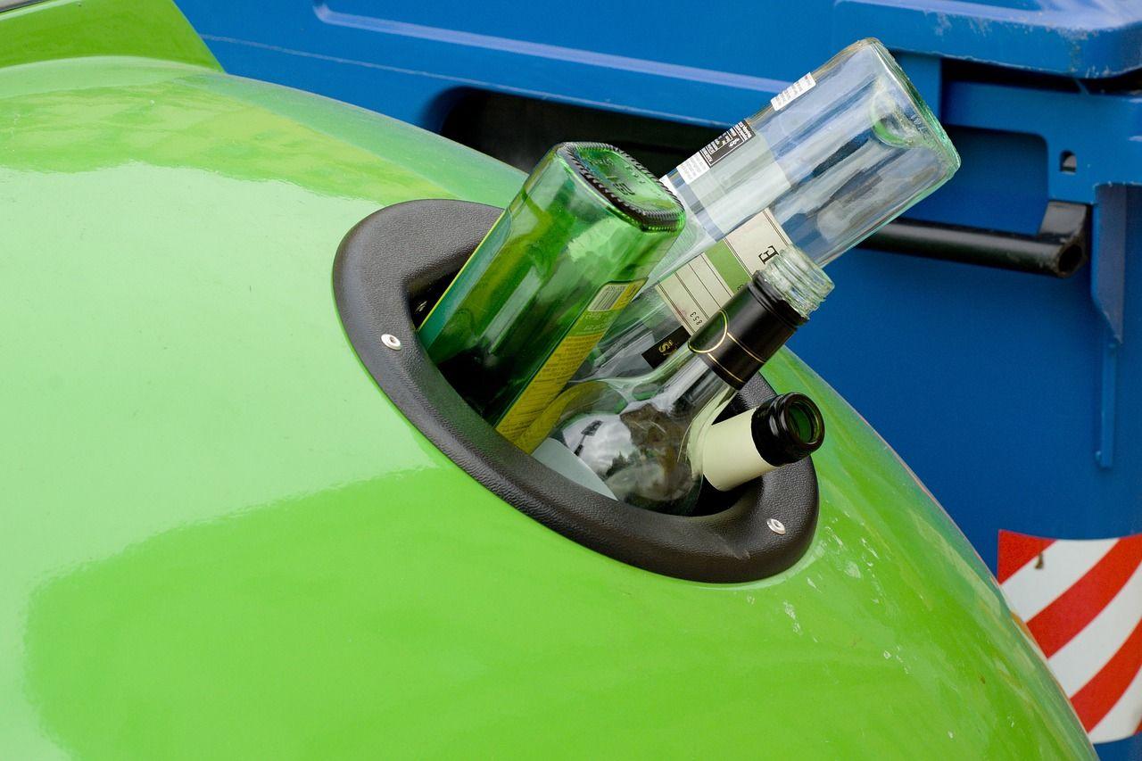 Consejos Hogares Verdes: el contenedor verde